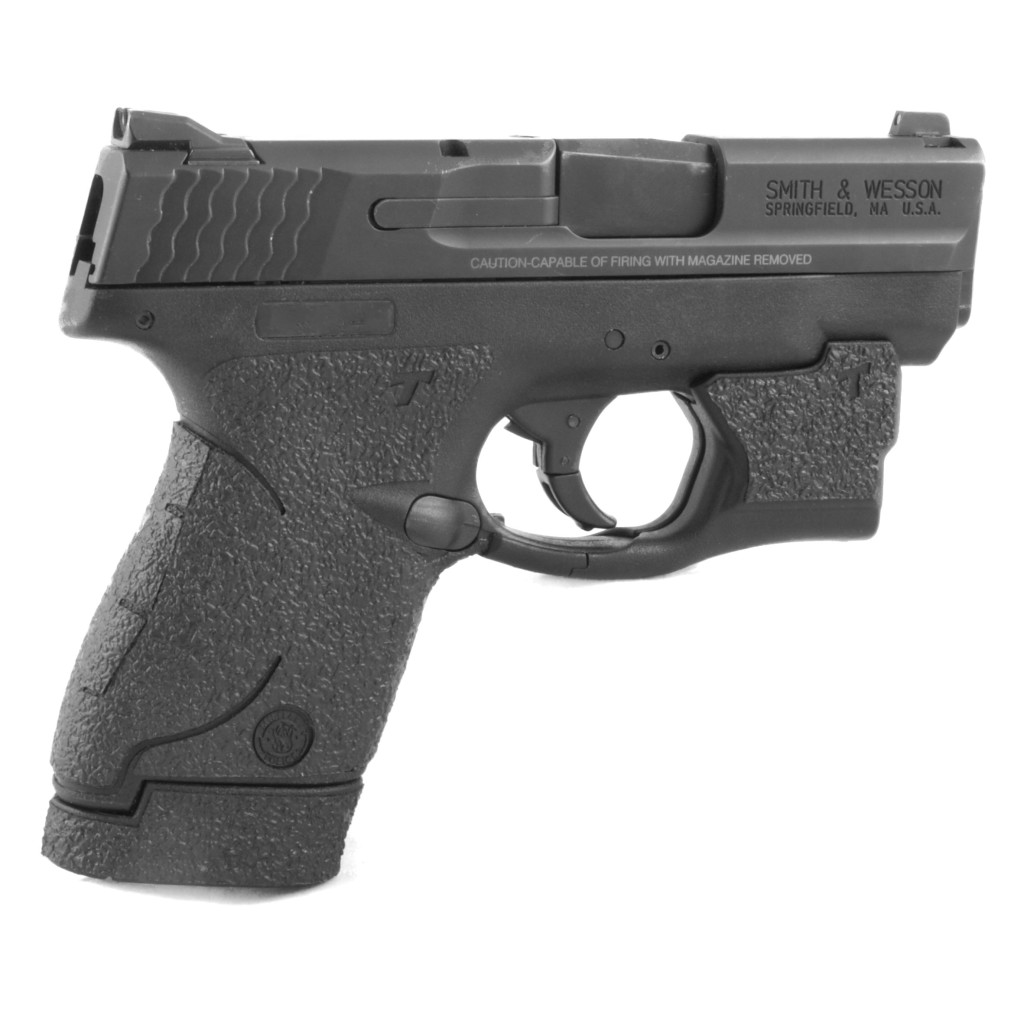 Smith @Wesson M&P Shield Viridian Green Laser