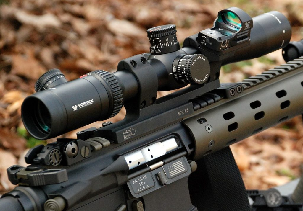 Rifle Scopes Are Top Rifle Accessories